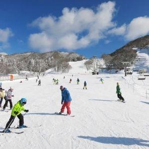 関西でも屈指の広さのゲレンデ!滋賀県「奥伊吹スキー場」の魅力