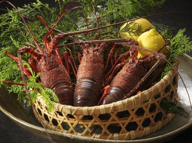 伊勢エビ、松坂牛、伊勢甘鯛……三重県のこだわりの食材が勢ぞろい