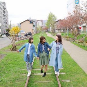 【旅色アンバサダー通信】美瑛、小樽、札幌…。みんさゆさんが北海道で女子旅満喫!
