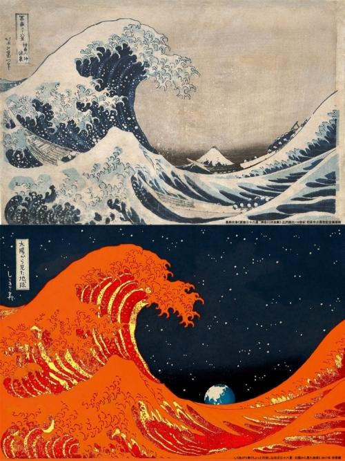 「国立新美術館」で古典と現代のアートの共演を目撃「古典×現代2020―時空を超える日本のアート」