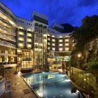 """【台湾情報】宮殿風の建物を満たすのは伝説、美術品、マイナスイオン。中部で""""最も美しいホテル""""の魅力を紐解く。"""