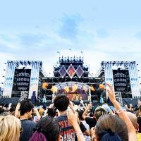 【花火のみ12月26日、27日に延期】音楽フェスに3万発の花火……。10/3、4は大阪の泉南へ!