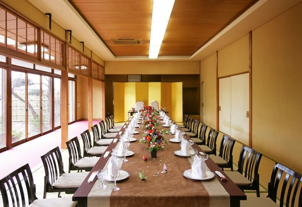 特別なひと時を演出する個室の食事処