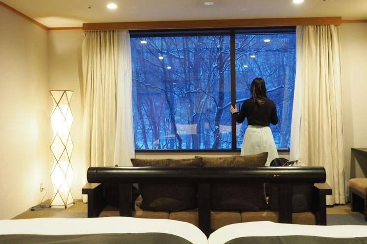 <体験レポート>星野リゾート「奥入瀬渓流ホテル」で冬の自然を満喫してきた!~前編~その3
