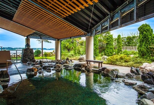 湯めぐりが楽しめるおすすめの宿④加賀観光ホテル