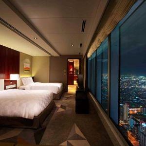 高層階からの眺望にうっとり。全国の上質ホテル4選