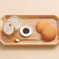 創業379年の老舗から佐賀の銘菓「丸房露」のためのアイスクリーム第二弾が登場