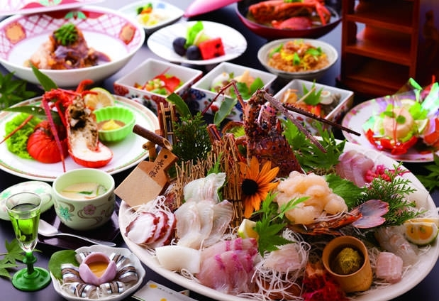 熊本で美味しい料理が食べれる宿②湯本の荘 夢ほたる