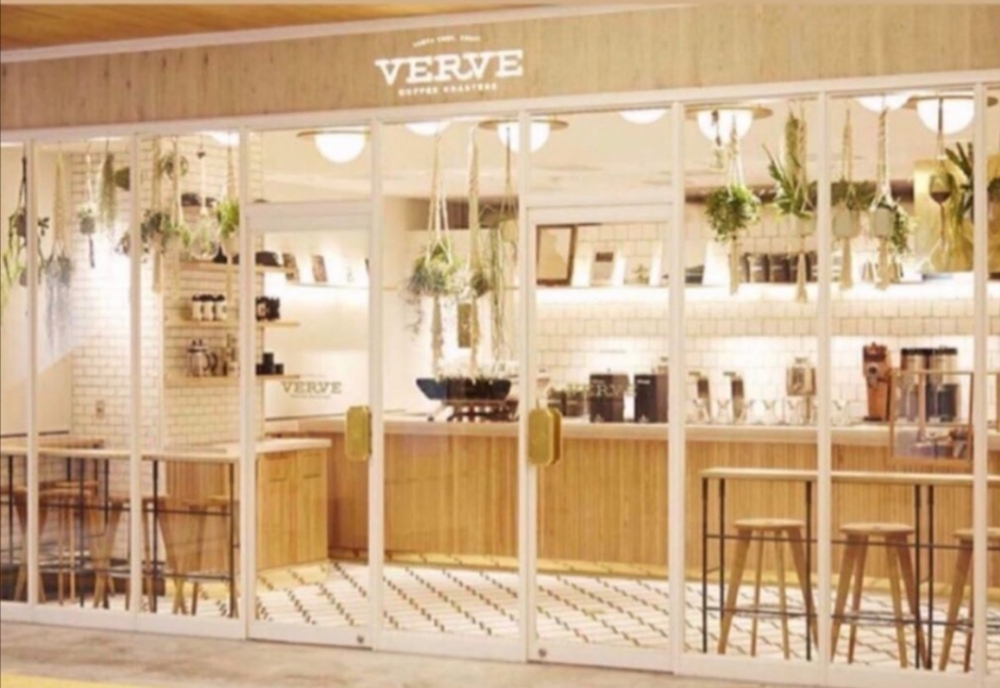 【新宿】アクセス良好な「VERVE COFFEE ROASTERS SHINJUKU」のNITRO COLD BREW