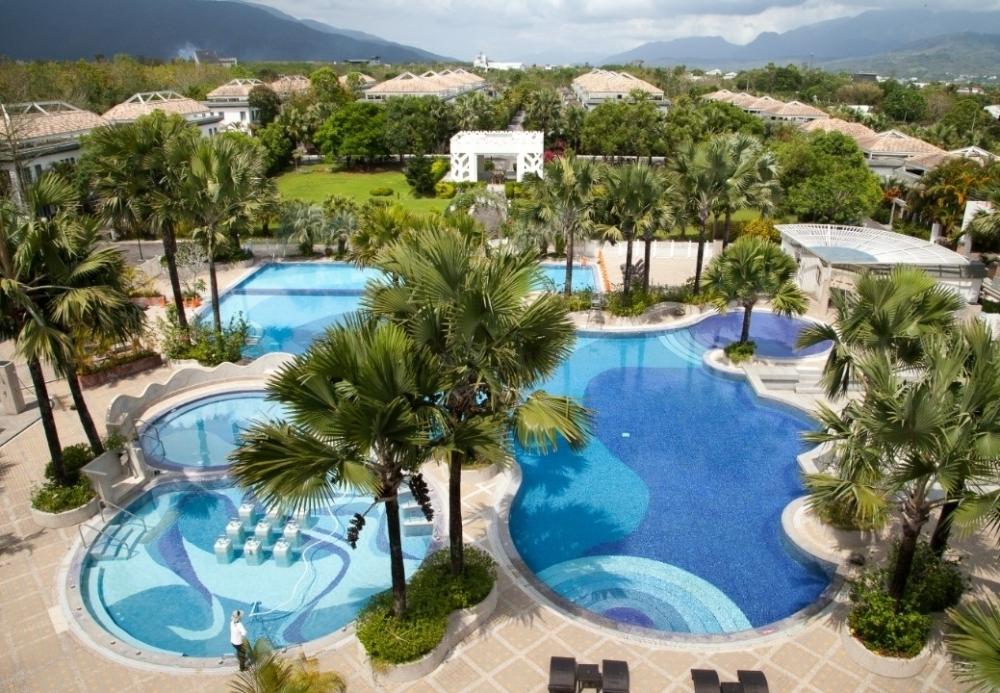 """""""台湾で最も美しい""""と称される高級リゾートホテル"""