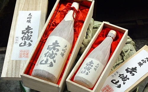 日本酒女子を釘付けにした「大吟醸 赤城山」