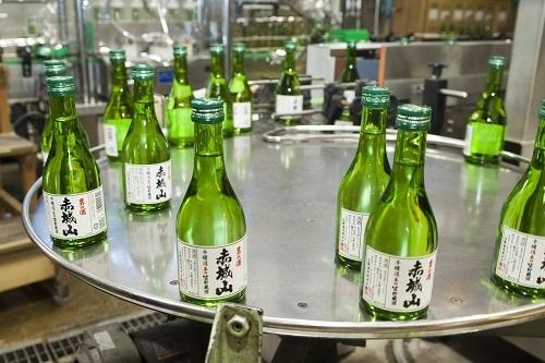 とっておきの時に飲みたい「赤城山 生貯蔵酒」