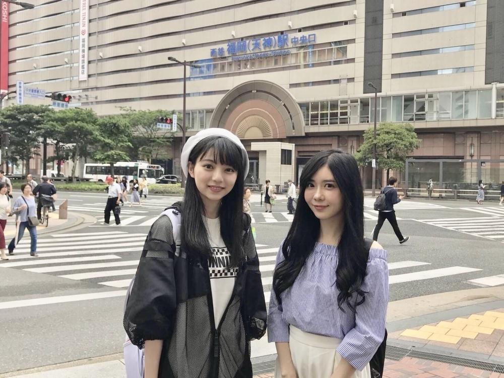 『OPEN TOP BUS』で福岡の街を堪能