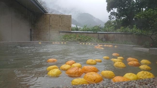 無病息災! 今年の冬至は奥湯河原温泉の風流なゆず湯を<神奈川>