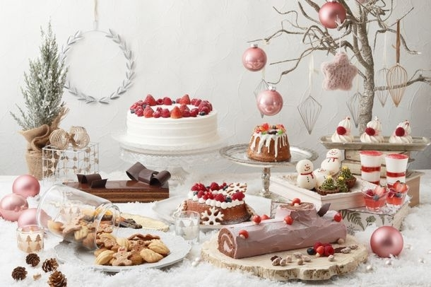 Christmas Sweets Buffet 2019 ~Berry! Berry! Christmas~