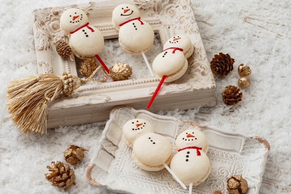 かわいくておいしいクリスマススイーツ
