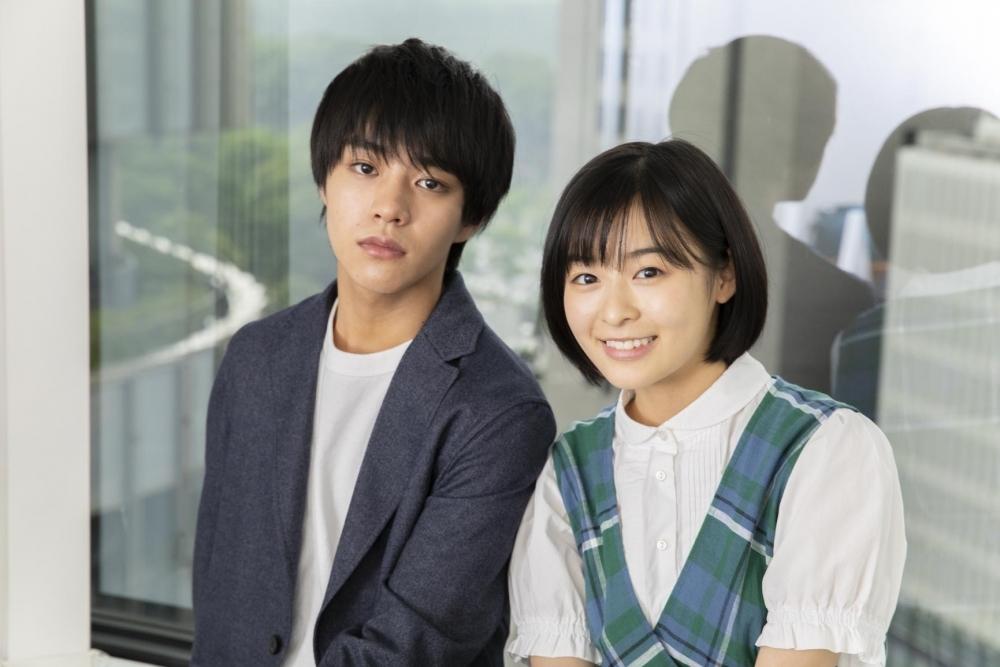 映画『天気の子』醍醐虎汰朗&森七菜が見た美しい東京