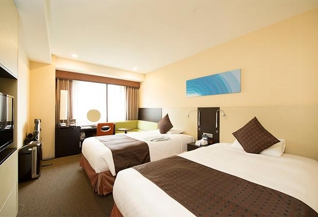 「ホテルJALシティ関内 横浜」でゆったり滞在