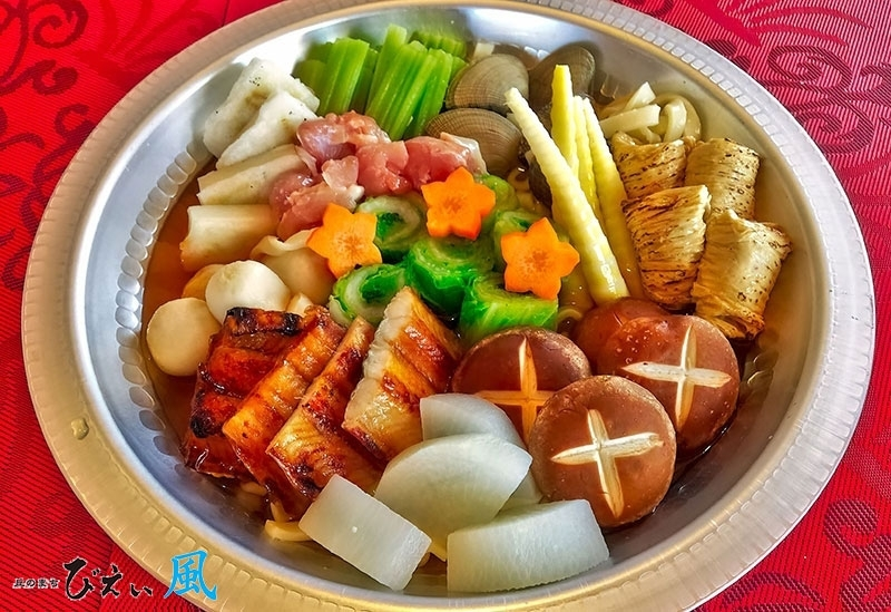 神戸出身の店主夫婦が食べていた郷土の味をメニュー化