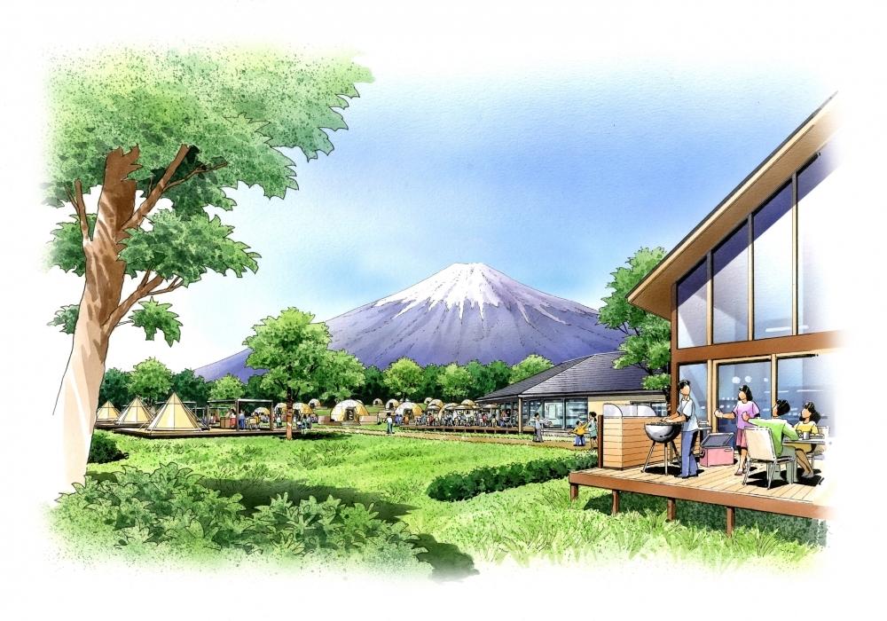 「ピカ フジヤマ」コテージイメージ