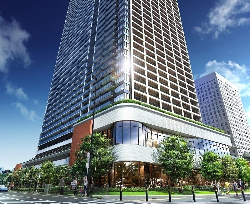 高層階にも新施設 オークウッドスイーツ横浜