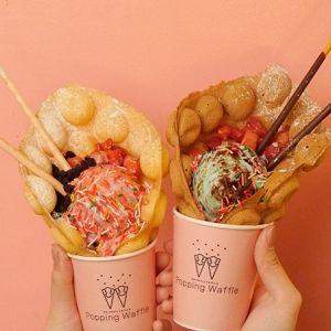 香港生まれ、NY育ち。話題のワッフルアイス専門店が2月3日オープン