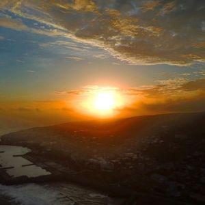 <動画つき>西海岸の長ーい沖永良部島で、さすがの夕景三昧【連載第47回】