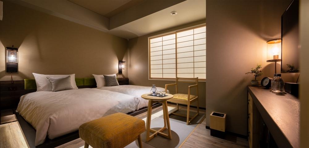くつろぎをデザインする。上質な滞在を叶える「ホテルリソル京都 河原町三条」がオープンその2