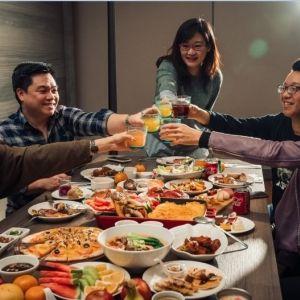 【台湾情報】駅直結の人気ホテルでプチ・パーティー! 室内装飾も料理も任せて安心。その0