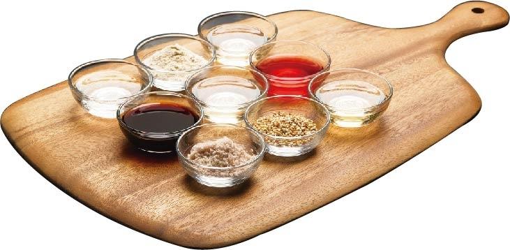 和の伝統調味料と国産果実酢が織りなす妙味