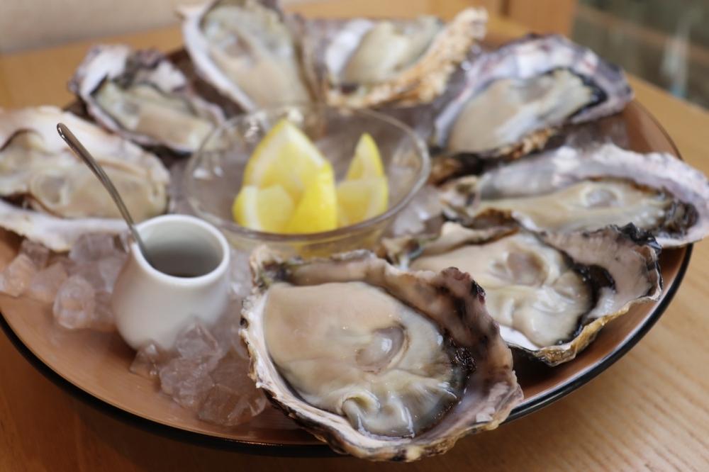 全国各地から取り寄せた選りすぐりの牡蠣