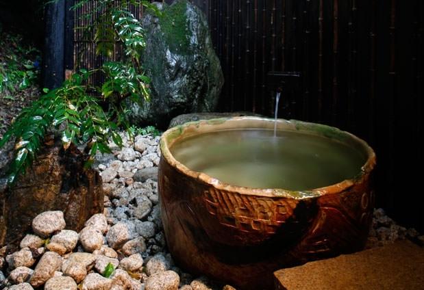 古代へ旅する離れと美人の湯・湯の川温泉。ロマン感じる出雲の宿へその4