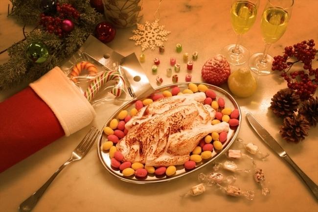 papabubbleが送るクリスマス