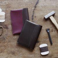 土屋鞄製造所で大人の自由研究!「革のブックカバーづくり」ワークショップ開催
