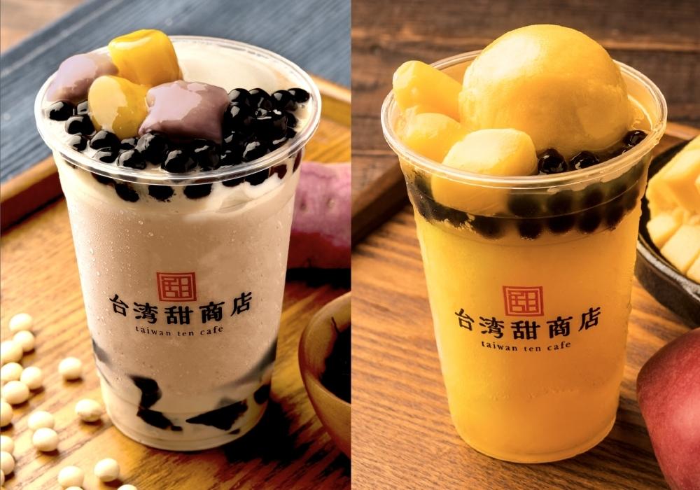 できたての生タピオカを味わえる台湾スイーツカフェ「台湾甜商店」が新宿に関東初上陸その2