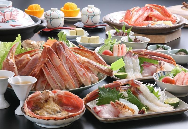その季節の一番美味しい海の幸が味わえる