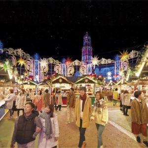 日本最大級! この週末はハウステンボスの「クリスマスマーケット」へ行こう
