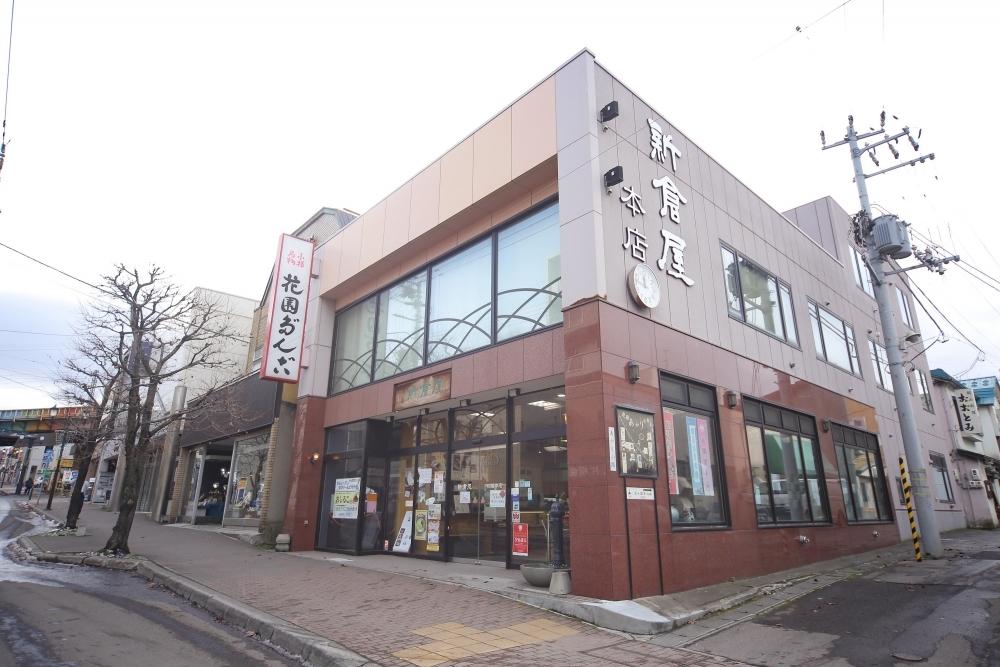 市内にある3店舗はどこも使い勝手のいい場所に