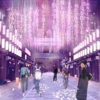 今年の花見は桜の大型アートや限定の桜メニューで華やかに楽しむ! 「SAKURA FES NIHONBASHI/OFF TO MEET」
