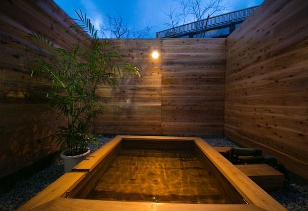 海の幸を堪能できる宿「木蓮」の魅力とは②4つの貸切風呂