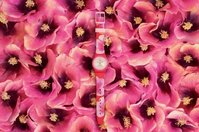 お母さんの腕に花束をまこう。「FOPRE DI MAGGIO」