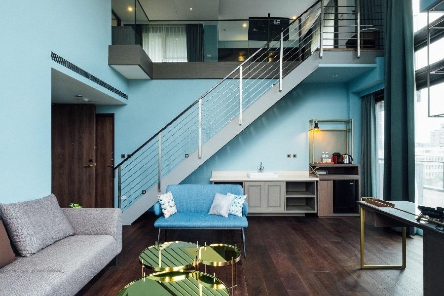 """""""理想的な住まい""""を体現した28の客室"""