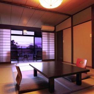 こだわりの6タイプの客室。伊豆・今井浜温泉の旅館「かね吉一燈庵」