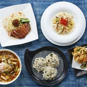 """暑い夏のリフレッシュに 夏限定の""""麺""""を食べに出かけようその0"""