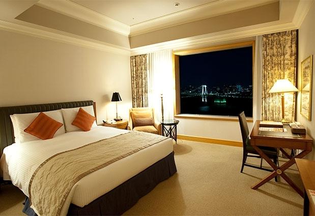 旅先で利用したいカップルにおすすめのホテル②グランドニッコー東京 台場