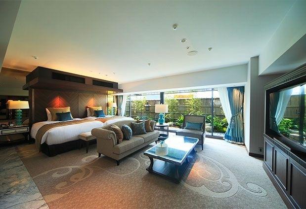 旅先で利用したいカップルにおすすめのホテル③京都センチュリーホテル