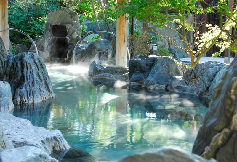 泊まるならココ。「吉野ヶ里温泉ホテル」