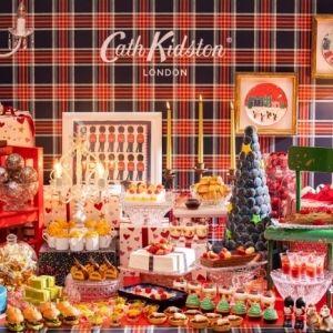 【東京近郊】クリスマス気分に浸れる注目のスイーツビュッフェ