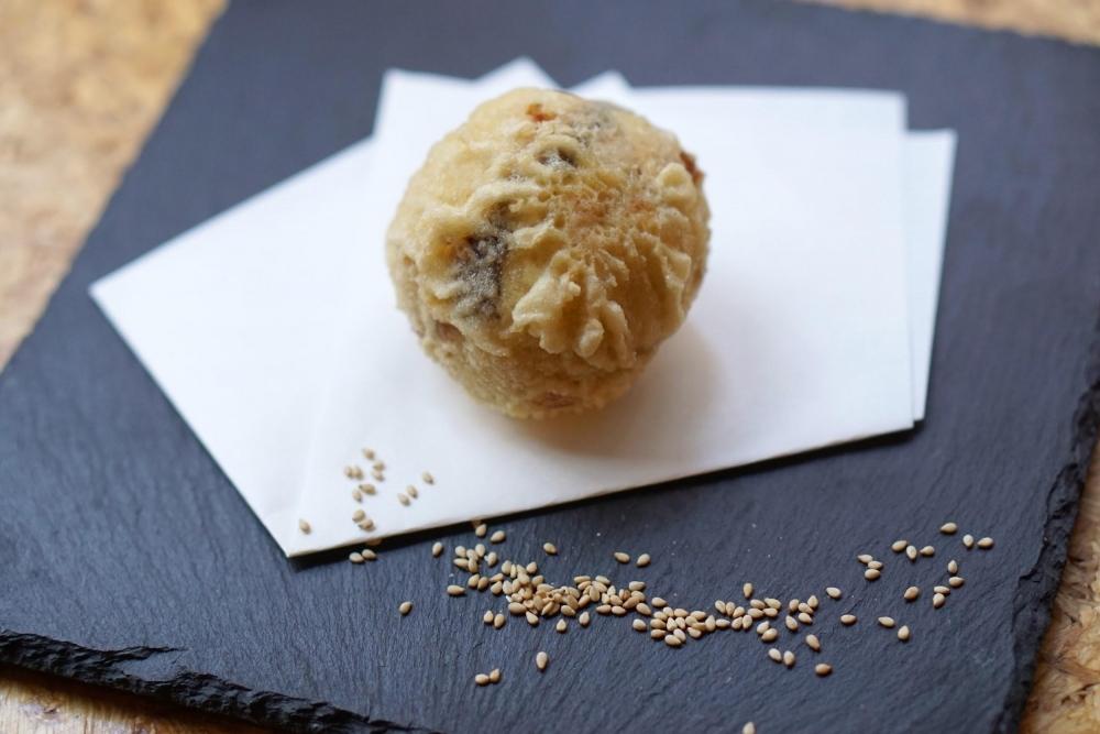 「超濃厚アイス天ぷら」を原宿で!ごまアイス専門店が2月10日オープンその2