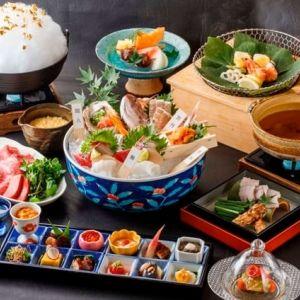 日本屈指の古湯・有馬温泉と本格会席を堪能。パワーをもらえる料理宿その0